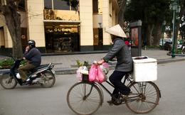 """Tác dụng thú vị của bức tường ngăn cách """"hai thế giới"""" ở Hà Nội"""