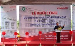 Đồng loạt khởi công các công trình xây dựng nhà ở và tiện ích tại Khu đô thị Vạn Phúc