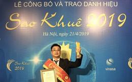 VietABank nhận danh hiệu Sao Khuê 2019