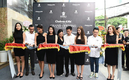 Khai trương showroom Chateau d'Ax – thương hiệu nội thất hàng đầu Italy tại Hà Nội