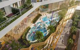 Sắp có tổ hợp hồ bơi điện phân đồng tốt cho sức khoẻ tại trung tâm Chợ Lớn