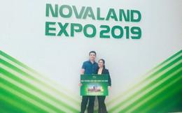 """Thẻ thành viên Novaloyalty """"trao tay"""" hàng ngàn khách hàng tại Novaland Expo 2019"""