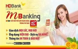 HDBank ra mắt Website mới và ứng dụng mới HDBank mBanking