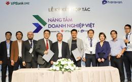 VPBank hợp tác với công ty công nghệ Haravan cung cấp gói dịch vụ hỗ trợ hàng nghìn doanh nghiệp SME