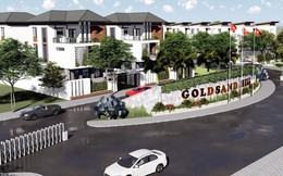 Tiến độ dự án Goldsand Hill Villa: Nhà đầu tư trọn niềm tin