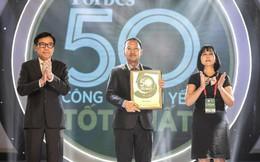 Tập đoàn Nam Long (HOSE: NLG) lần thứ 4 có mặt trong bảng xếp hạng 50 công ty niêm yết tốt nhất