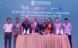 Radisson Hotel Group vận hành dự án nghỉ dưỡng cao cấp ven biển Hội An