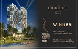BIM Land liên tiếp nhận giải thưởng lớn trong lĩnh vực bất động sản năm 2019