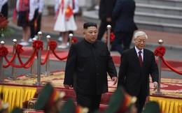 Chủ tịch Triều Tiên Kim Jong Un thăm hữu nghị chính thức, gặp gỡ các lãnh đạo Việt Nam