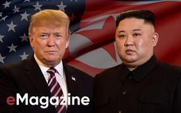 Cá tính thể hiện qua những biểu cảm thú vị của Tổng thống Trump và Chủ tịch Kim Jong Un