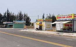 Trung tâm nhà đất mọc trái phép trên các trục đường lớn trong thời sốt đất, Quận Liên Chiểu buộc tháo dỡ trong 24h