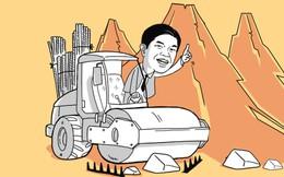 """Hòa Phát đặt kế hoạch lãi giảm 22%: Sự thận trọng đầy toan tính của """"xe lu"""""""