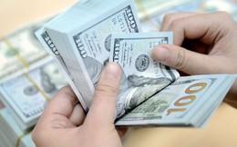 Tỷ giá trung tâm tăng mạnh, USD ngân hàng dửng dưng