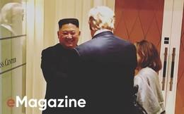 Hy vọng về một nền hòa bình bền vững nhìn từ nụ cười của Chủ tịch Kim lúc chia tay