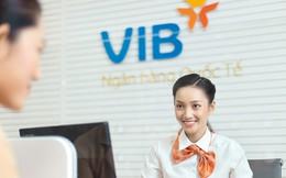Nhân viên VIB sắp nhận 175 tỷ đồng cổ phiểu thưởng, không hạn chế chuyển nhượng