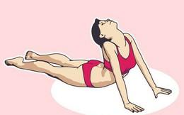 Tập giãn cơ 10 phút mỗi ngày, trong suốt 30 ngày và đây là những thay đổi đã xảy ra với cơ thể tôi