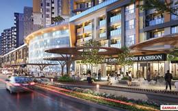 Gia tăng lợi nhuận bền vững với Diamond Alnata shophouse