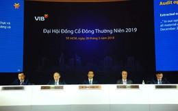 ĐHCĐ VIB: Bầu lãnh đạo nhiệm kỳ mới, kế hoạch lãi 3.400 tỷ trong năm nay