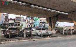 Hà Nội: 4 gầm cầu bị tuýt còi dừng trông giữ phương tiện vẫn hoạt động