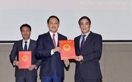 Cục Thuế Hà Nội có tân Cục trưởng