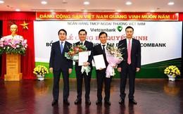 Vietcombank bổ nhiệm một lúc 3 Phó Tổng Giám đốc