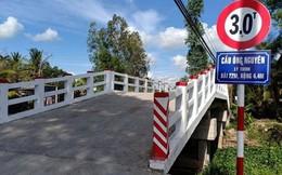 Chuyện lạ: Cây cầu mang tên Phó Chủ tịch UBND xã đương nhiệm