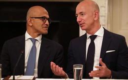 Vì sao Amazon và Microsoft lại đặt cược vào thị trường tiềm năng trị giá 10 nghìn tỷ USD này?
