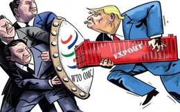 """""""Bị ám ảnh"""" bởi Trade War nhưng ơn Giời, lần này ông Trump muốn chơi theo luật"""