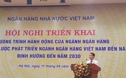 Vietcombank kiến nghị Chính phủ gỡ khó chuyện tăng vốn điều lệ, muốn nâng lên 57.200 tỷ vào năm 2020