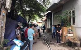 NÓNG: 8 người chết và mất tích trong vụ cháy nhà xưởng ở Hà Nội