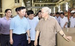 """Tổng bí thư, Chủ tịch nước: """"Kiên Giang phải phát huy hơn nữa thế mạnh"""""""