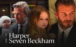"""""""Tiểu công chúa"""" Harper Beckham: Cuộc sống quý tộc phủ kín bằng tình thân và hàng hiệu của cô bé hạnh phúc nhất Hollywood"""