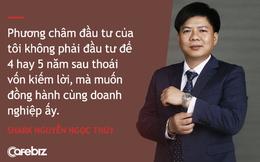 """Đây là vị """"cá mập vàng"""" của Shark Tank Việt Nam: Cam kết 9 thì đã giải ngân 8 thương vụ, hứa rót vốn 15 tỷ thì """"lỡ tay"""" rót hẳn 100 tỷ"""