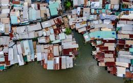 """Kế hoạch di dời 20.000 căn nhà ven kênh rạch TP.HCM vẫn """"tắc"""" dù nhiều nhà đầu tư lớn tham gia"""
