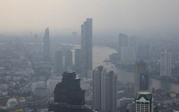 Cháy rừng khiến không khí Thái Lan ô nhiễm nhất hành tinh