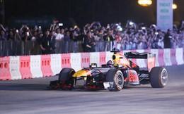Vé xem F1 ở Hà Nội có giá từ 1,7 triệu đồng