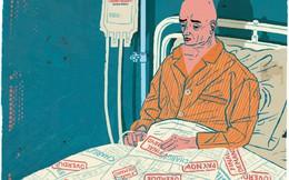 Chỉ hút 2 điếu thuốc/ngày còn tưởng là ít, 35 tuổi, tôi suýt đột tử trên giường, hom hem ốm yếu như tuổi 53: Khi nhận ra cũng đã quá muộn để hối hận!