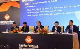 ĐHCĐ LienVietPostBank: Quyết chuyển sang niêm yết tại HoSE, chia cổ tức và cổ phiếu thưởng tỷ lệ 10%