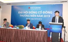 ĐHĐCĐ VietABank: Thông qua mục tiêu lãi 281 tỷ đồng