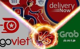 """Dưới trăng quyên đã gọi hè, cuộc chiến giao đồ ăn trực tuyến nóng rực như chảo lửa: """"Tam quốc diễn nghĩa"""" giữa Now vs GrabFood vs Go-Food"""