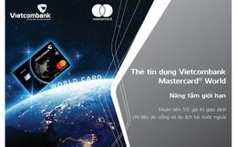 Vietcombank và Mastercard ra mắt thẻ tín dụng quốc tế Vietcombank Mastercard World với nhiều ưu đãi vượt trội