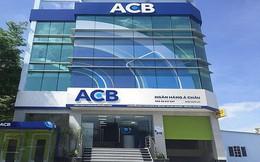 ACB dự kiến trả cổ tức tỷ lệ 30%, bán 6,2 triệu cổ phiếu quỹ giá thấp nhất 16.072 đồng/cp