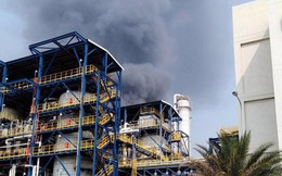 Nổ nhà máy hóa chất ở Đài Loan, hơn 10.000 người phải sơ tán