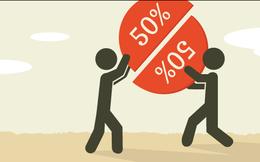 Quy tắc 50:50: Phương pháp giúp ghi nhớ 90% những gì bạn đã học được