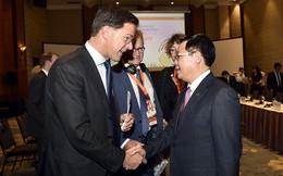 """Thủ tướng Hà Lan: Chúng tôi """"ghen tị"""" với sự tăng trưởng của Việt Nam"""