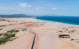"""Vùng đất khô cằn nhất miền Trung đang trở thành """"tổ"""" của hàng loạt dự án nghỉ dưỡng nghìn tỷ"""