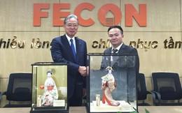 """Vì sao FECON lại """"bắt tay"""" với Tập đoàn Raito Kogyo của Nhật làm đối tác chiến lược?"""