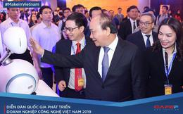 Hy vọng về một khởi đầu mới của Việt Nam từ những tư duy lạ ở Diễn đàn quốc gia phát triển doanh nghiệp công nghệ đầu tiên