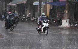 Miền Bắc dịu mát, Tây Nguyên và Nam Bộ mưa lớn diện rộng