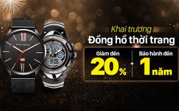 """Chuyện Thế giới Di động bán đồng hồ: Đi sau và """"phá giá"""" 20% để hút khách vẫn thu về biên lãi gộp gấp đôi đối thủ"""